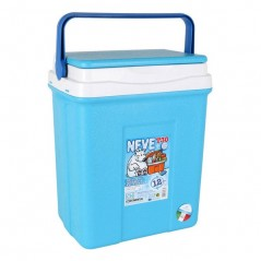 Tragbarer Kühlschrank 30 L Blau (38 X 26 x 46,5 cm)