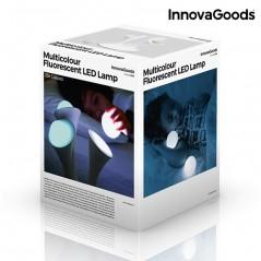 InnovaGoods Home Fluoreszente LED-Farbleuchte