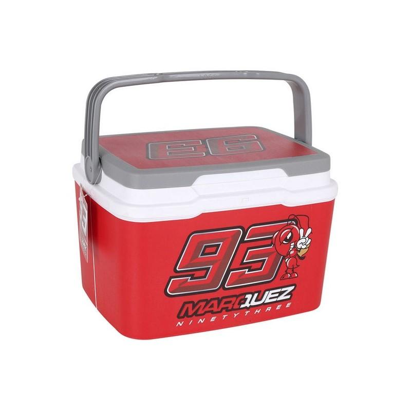 Tragbarer Kühlschrank Marquez 93 Grau 5 L