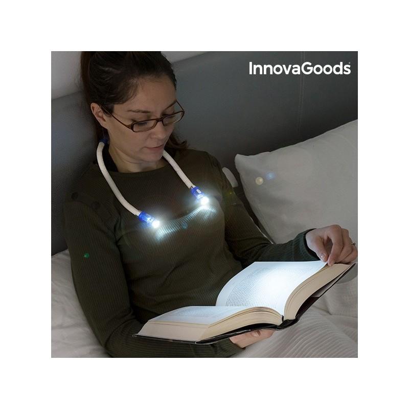 InnovaGoods Flexibles LED-Leselicht