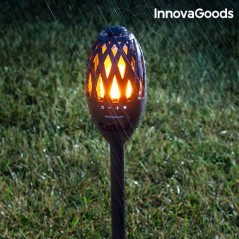 InnovaGoods Bluetooth LED Leuchte mit Lautsprecher