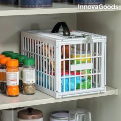 InnovaGoods Food Safe Sicherheitsfach für den Kühlschrank