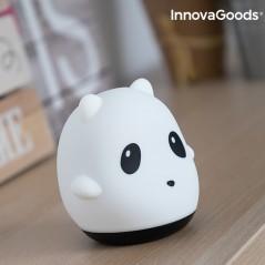 InnovaGoods Panda Wiederaufladbare Lampe mit Berührungssensor