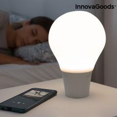 Silikon-LED-Touchlampe mit Lautsprecher Silitone InnovaGoods