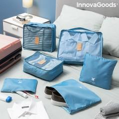 Ordnungssäcke für Koffer Luggan InnovaGoods 6 Stücke