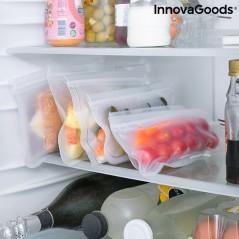 Wiederverwendbare Säcke für Lebensmittel Freco InnovaGoods 10