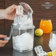 Bravissima Kitchen Manueller Eiszerkleinerer