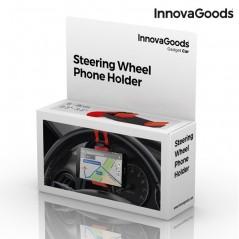 InnovaGoods Handyhalter für Lenkräder