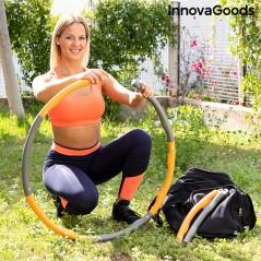 Demontierbarer Fitnessreifen mit Schaumstoffummantelung O-Waist