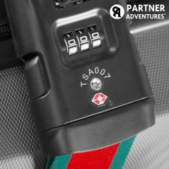 Partner Adventures Gepäckgurt mit Integrierter Waage und