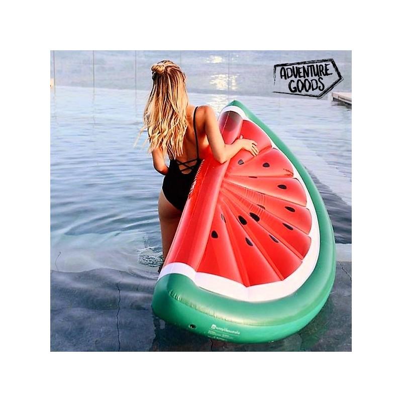 Adventure Goods Wassermelone Luftmatratze