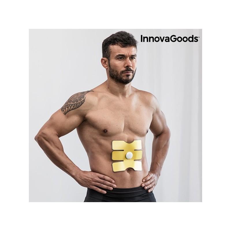 InnovaGoods Bauchpflaster zur Elektrostimulation