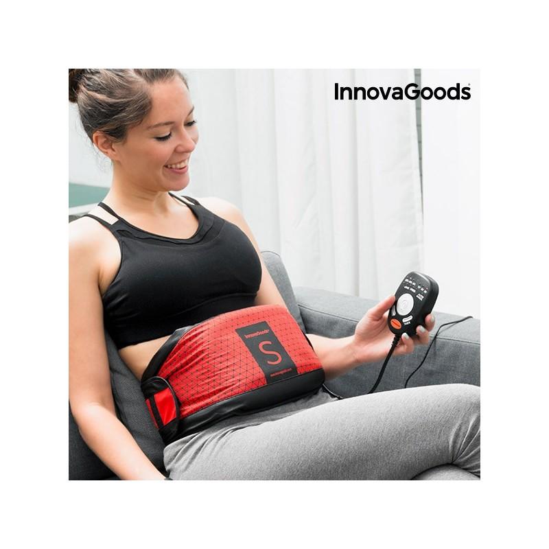 InnovaGoods Sauna Effekt Gürtel mit Vibration S