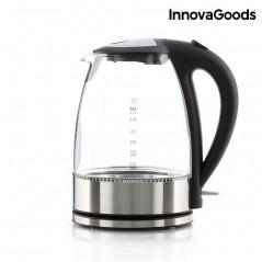 InnovaGoods Wasserkocher mit LED Licht 2200W