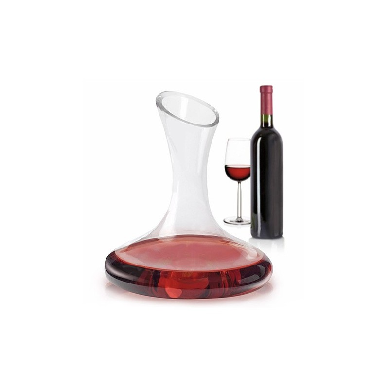Weinkaraffe aus Glas 1,5 l