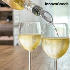 InnovaGoods Weinflaschenkühler und Belüfter