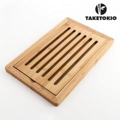 Bambus Brotschneidebrett Take Tokio