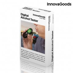 InnovaGoods Digitaler Alkoholometer