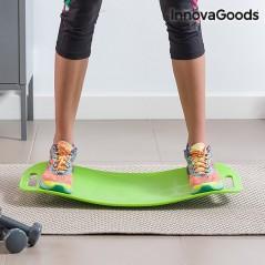 InnovaGoods Gleichgewichtsbrett mit Übungsguide