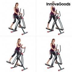 InnovaGoods Airwalker Fitnessgerät mit Übungsanleitung