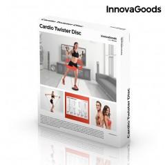InnovaGoods Fitness Drehscheibe mit Übungsanleitung