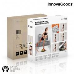 InnovaGoods Fitness Plattform für Beine und Po mit