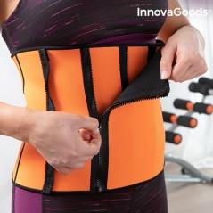 InnovaGoods Sportgürtel zum Abnehmen mit Saunaeffekt