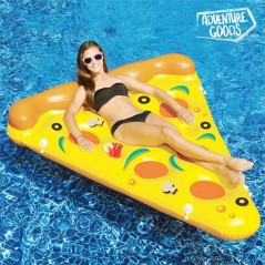 Adventure Goods Pizza Luftmatratze