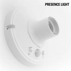 Presence Light Lampenfassung mit Bewegungssensor