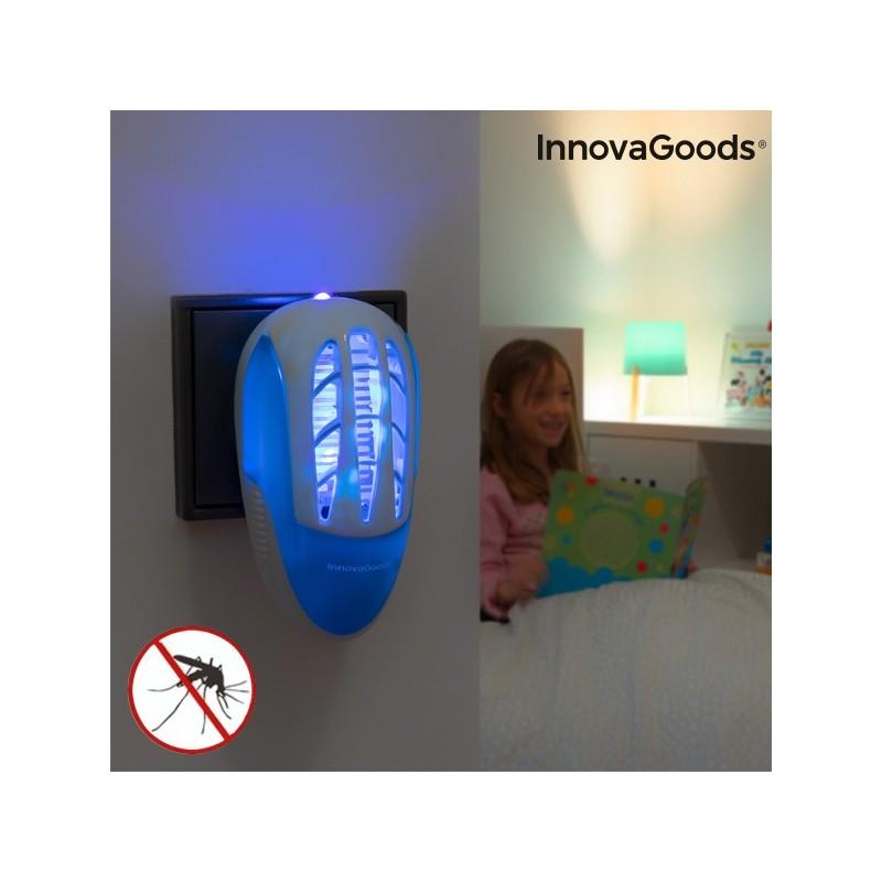 InnovaGoods Mückenstecker mit Ultraviolettstrahlung