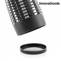 InnovaGoods KL-1600 4W Mückenvernichtungslampe Schwarz