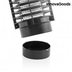 InnovaGoods KL-900 3W Anti-Mückenlampe Schwarz