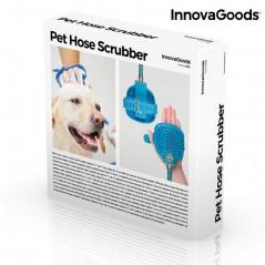 InnovaGoods Haustierbürste mit Wasserschlauch