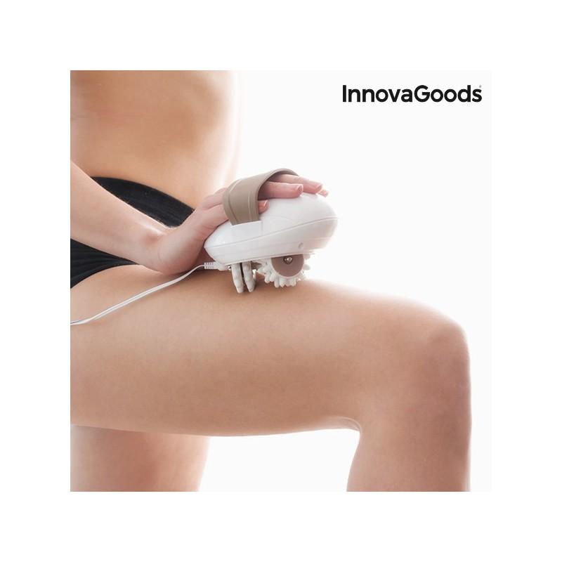 InnovaGoods Elektrisches Anti Cellulite Massagegerät