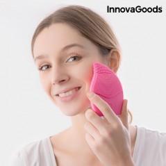 InnovaGoods Wiederaufladbarer Gesichtsreiniger und Massagegerät