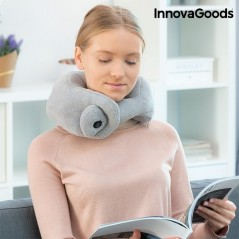 InnovaGoods Massage Nackenkissen