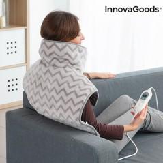InnovaGoods Elektrisches Kissen für Schultern, Rücken und