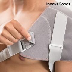 InnovaGoods Schulterbandage mit Wärme und Kälte Gelkissen
