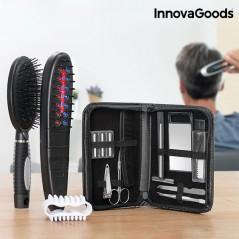 Elektrischer Haarwuchsfördernder Kamm mit Zubehör