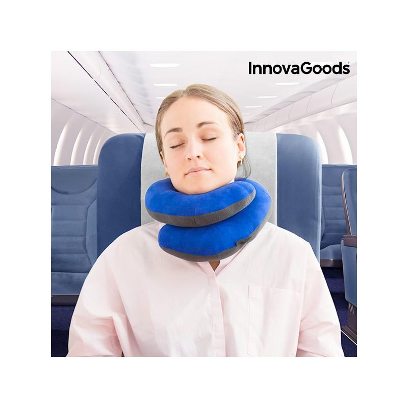 InnovaGoods Nackenkissen mit Kinnstütze