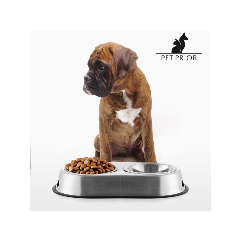 Pet Prior Haustier Futter und Wasser Schüssel