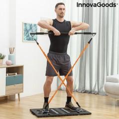 tragbares Trainingssystem mit Übungsanleitung Gympak Max