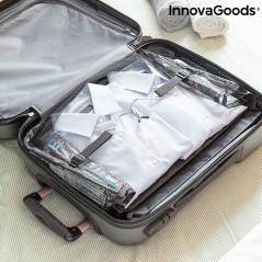 Faltbares, tragbares Organisationsregal für Gepäck Sleekbag