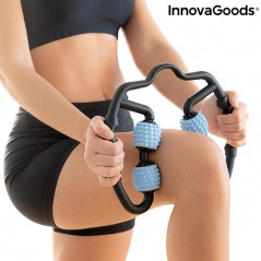 Muskel-Selbstmassagegerät mit Rollen Rolax InnovaGoods