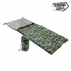 Schlafsack Adventure Goods 36088 (190 x 75 cm) Grün