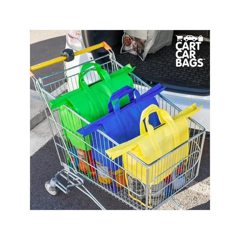 Cart Car Bags Taschenorganizer für den Einkauf und Kofferraum